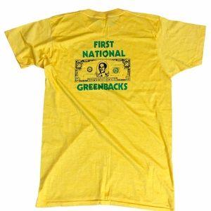 80s Vintage Fanny Fox Scandal T-Shirt Slim M